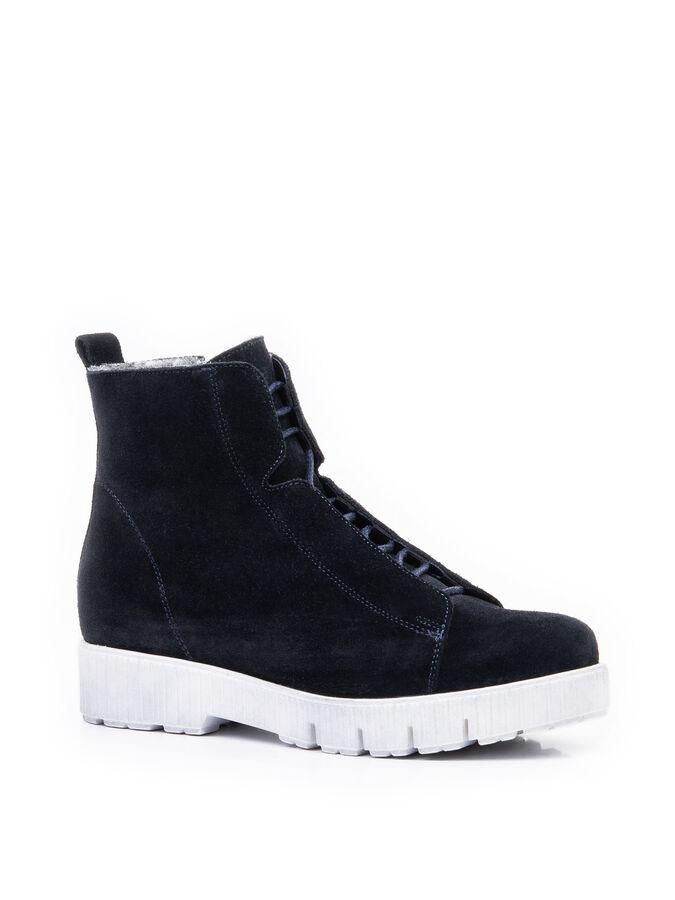 женские зимние ботинки мех